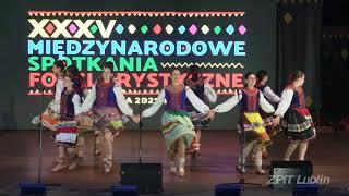 Lemko Song and Dance Ensemble Kyczera (Poland) - XXXV International Folklore Meetings Lublin 2021