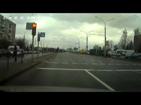Дальтоник за рулем, испугался пешехода...