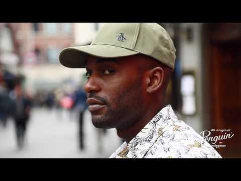 ORIGINAL PENGUIN: PIERS JAMES - Artist Of The Month Interview #OriginalArtists