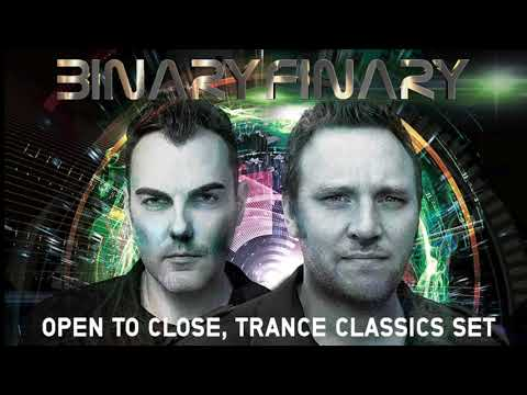 Binary Finary - Open To Close Trance Classics Set Sydney