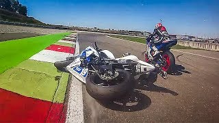 BEHAVIOR ON THE TRACK: HOW TO GO FAST SAFELY? CARS AND BIKES [English Subtitles]