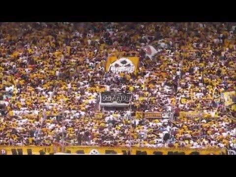 Dynamo Dresden vs RB Leipzig Support | Tradition vs Kommerz