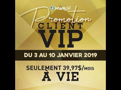 #MWRLife France - Présentation Travel Advantage VIP Promo