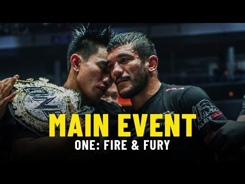 ONE Fire and Fury results: Pacio defeats Silva (video)