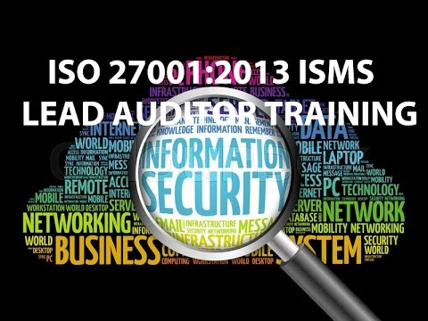 ISO 27001 | ISMS | Information Security Management System | ISO ...
