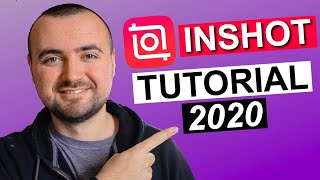 InShot Video Editor Tutorial (2020) Free Version | iPhone and Android screenshot 1