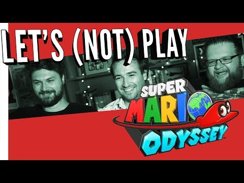 Let's (not) Play Super Mario Odyssey