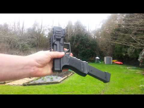 CYMA Glock G18c AEP - Lipo and Mosfet