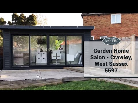 Garden Hair Salon 5597 In Crawley West Sussex By Bakers