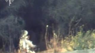 ВВС ЦАХАЛа атаковали террористов на севере сектора Газы