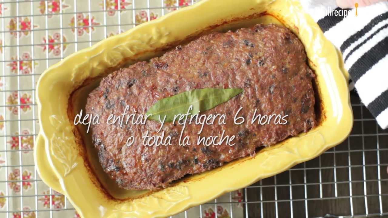 Paté De Hígado De Pollo Youtube