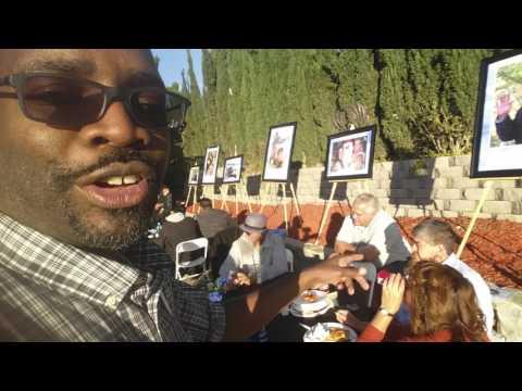 Celebrating the life of Bro. Sarkis in Porter Ranch CA