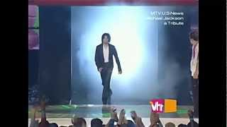 Michael Jackson feat. NSync - Dirty Pop (live @MTV Video Music Awards 2001)