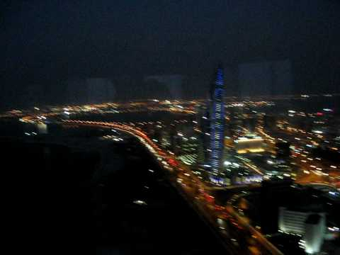 bahrain night view
