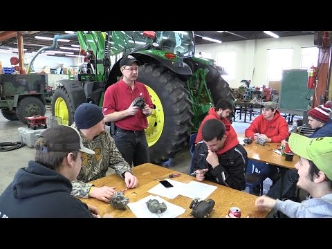 Farm & Industry Short Course: A Hands-on Education at a World Class University
