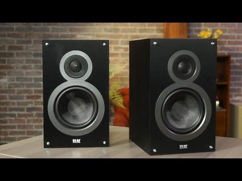 ELAC Debut B6 speakers sound superior