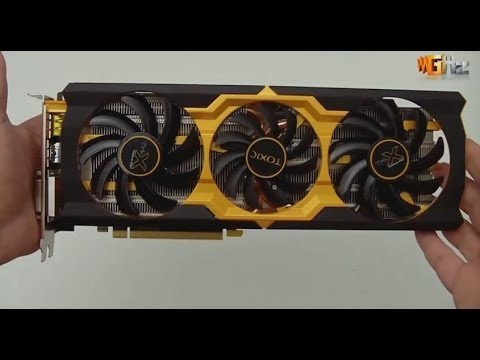 Repeat Sapphire R9 280X Toxic OC - 100% Load by gotIT! Tech