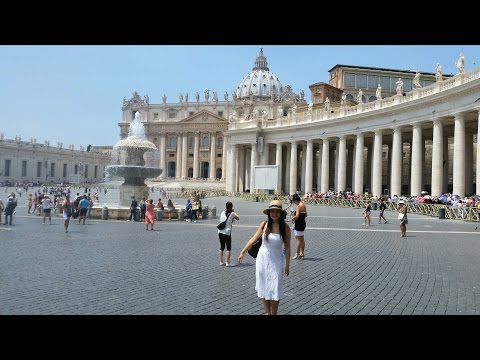 Vatican City St. Peter's Square - Pope Francis