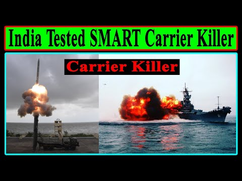 India Tested SMART System (Supersonic MissiIe Assisted Release of Torpedo -  World News Today