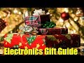 2017 Christmas Gift Guide for Electronics Lovers