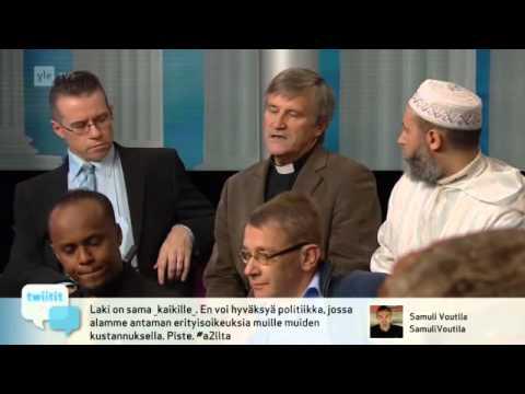 Islam-ilta (Ajankohtainen kakkonen, YLE, 29,10.2013) osa 2