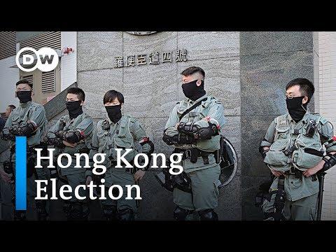 Hong Kong Municipal Elections: What's At Stake? | DW News