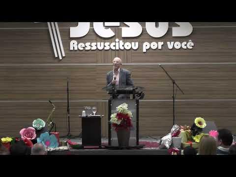 Aniversário de 08 anos da Missão Portugal - Pr. Jorge Linhares - 13/04/19 - Parte II