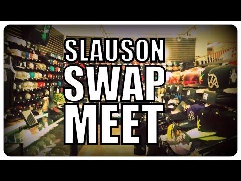SLAUSON SWAP MEET