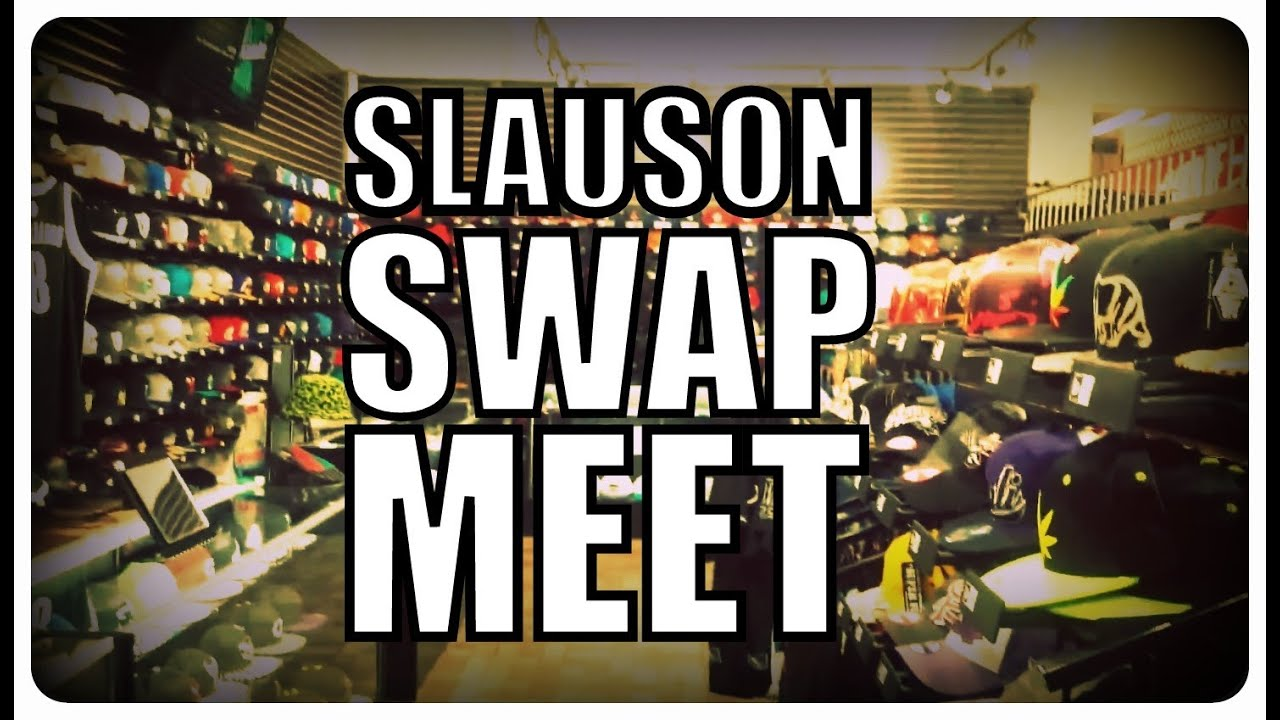 slauson swap meet number