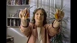 wxrt 93 fm give my friend terri a listen commercial 1984
