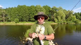 Na ryby z Markiem # 190 Na odrzańskiej główce