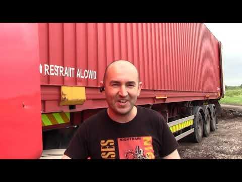 Stephen Ryan, Ireland - Scania 144L 460 Topline