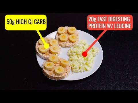 The Best Pre-Workout Meal for Muscle Gain