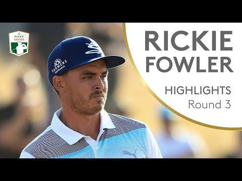Rickie Fowler Highlights | Round 3 | 2018 Aberdeen Standard Investments Scottish Open