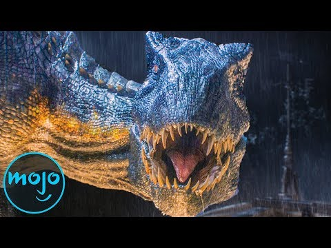 Top 10 Scariest Jurassic World Moments