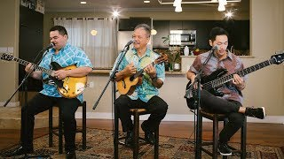 Bryan Tolentino and Halehaku Seabury - Kaloaloa (HI Sessions Live Music Video)