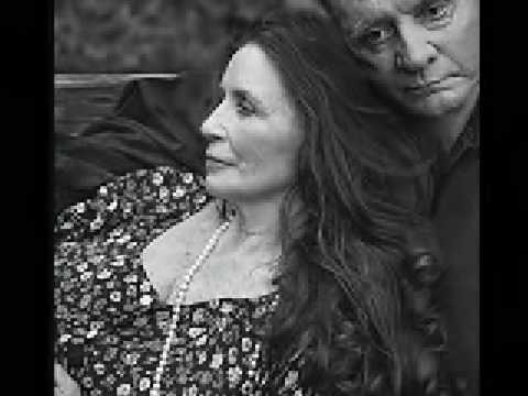 Johnny and Rosanne Cash  September When It Comes