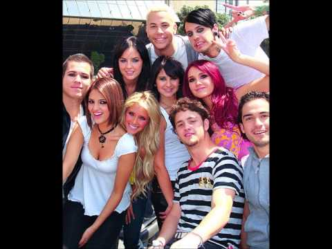 RBD - Estar Bien ft. Kudai & Lola
