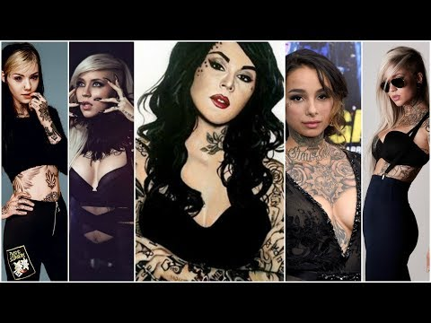 Top 10 Highest Paid Female Tattoo Artist 2018 ❤ Tattoo Artist