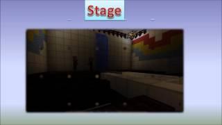 Eurovision 2013 My Minecraft design!