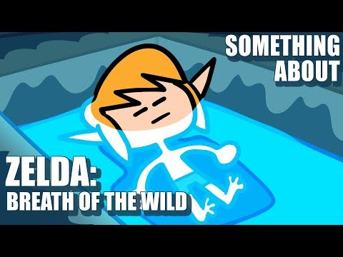 Something About Zelda Breath of the Wild ANIMATED SPEEDRUN ❤️❤️🖤 ANY% 04:11 (no amiibo) WR from YouTube · Duration:  5 minutes 30 seconds