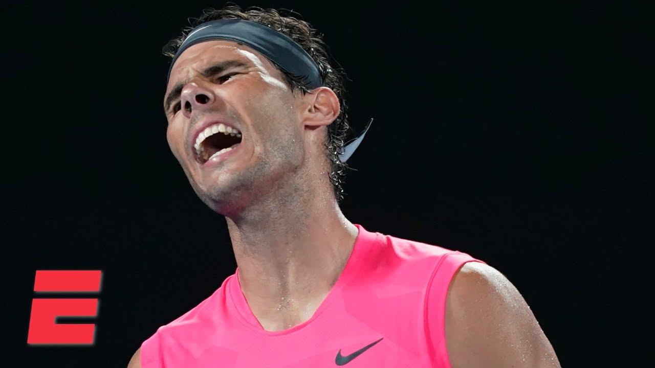 Australian Open: Rafael Nadal loses in the quarterfinals