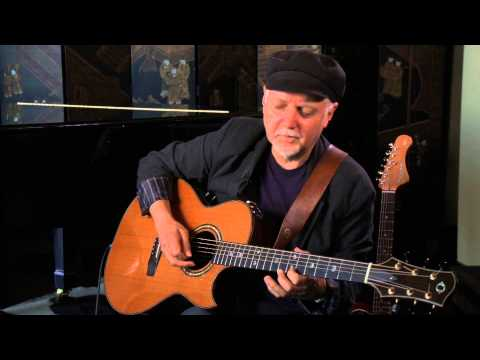 Phil Keaggy plays Pigtronix Infinity Looper - Solo Acoustic Guitar