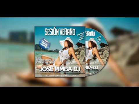 12 Jose Pimba Dj - Sesión Verano 2016