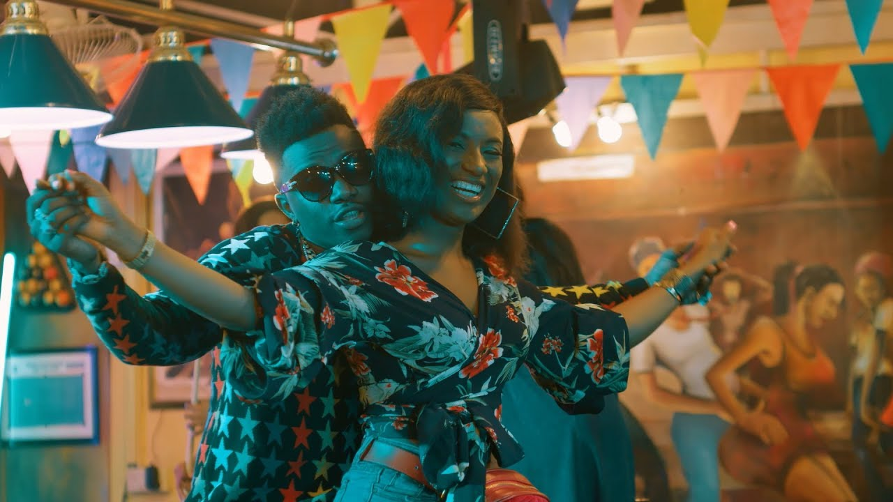 Rayvanny Ft Mayorkun - GimiDat (Official Music Video)