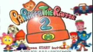 Parappa the Rapper 2 Game Intro: Extended Version