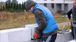 Murowanie, beton komórkowy