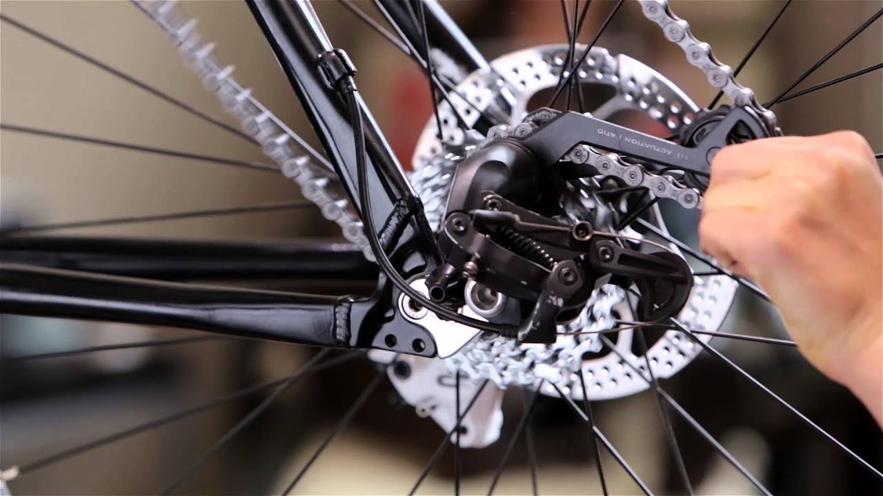 38e52f7faed Cycling Tips: Removing the Rear Wheel || REI - YouTube