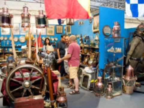 Mostra mercato di antiquariato navale 2011 la spezia for Arredamenti la spezia