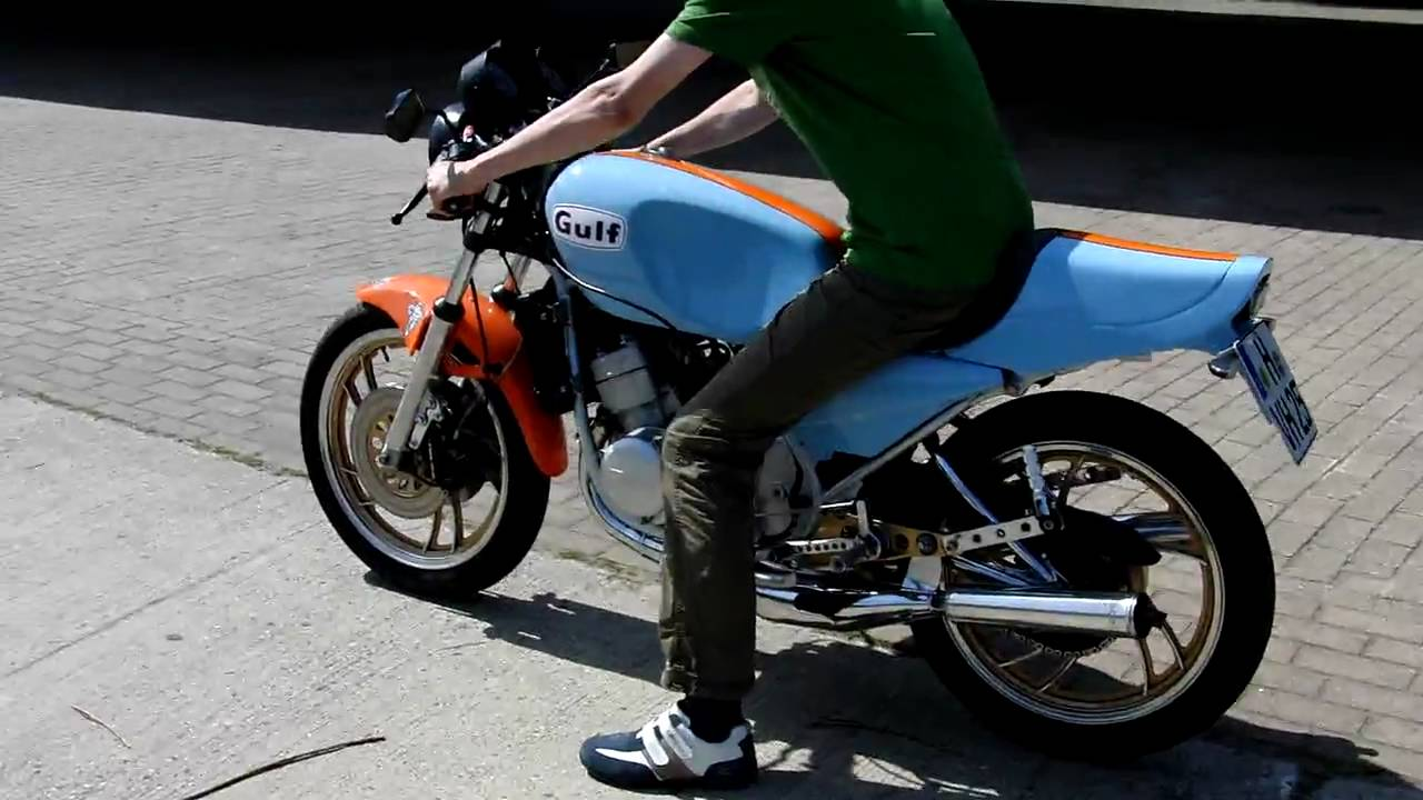 yamaha rd 350 lc typ 4lo model 1981 cafe racer sold www.vrc-racing